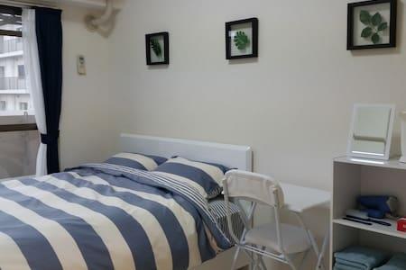 シンプルで充実した設備のローコストルーム室見 - Wohnung