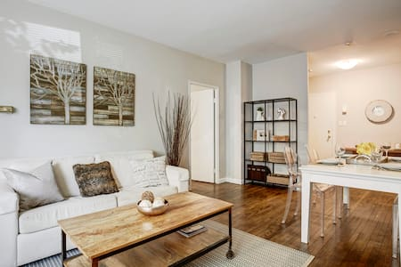 Spacious Apartment - Downtown Montreal - Appartement