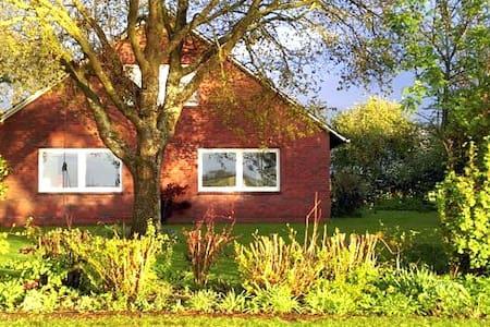Ferienhaus an der Nordsee - Rumah