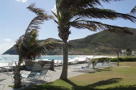Quiet Tropical Ocean View - Şehir evi