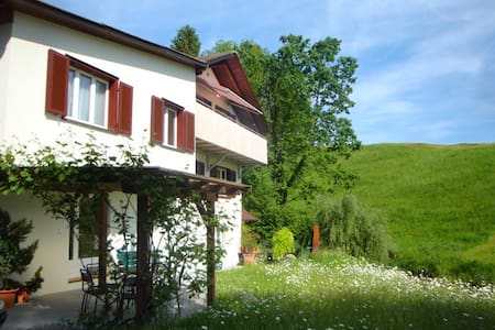 Wohnung möbliert im Diemberg - Apartament