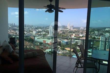 Private Room with own Bathroom - Hato Pintado - Apartment