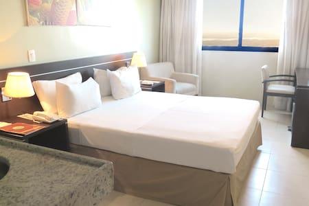 Ótimo Flat no Centro de Manaus - Manaus - Apartamento