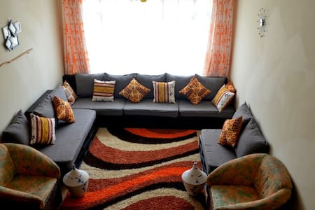 THE SERENE APARTMENT; Home Away from Home - Mlolongo