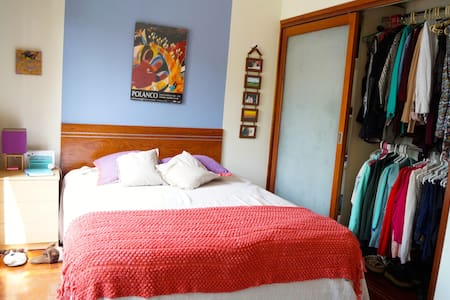Cozy Rooms in a Furnished apartment - Lakás