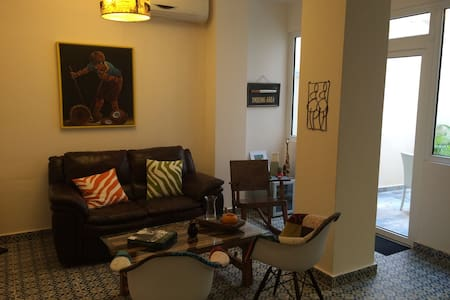 Small room for rent in Casco Viejo - Apartment