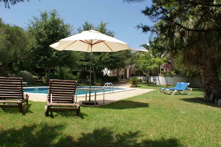 26 hectares of private estate - Ferreries