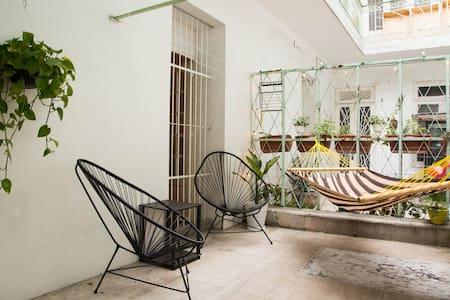 Apartment w/ patio - right in the historic centre - Ejido del Centro - Appartamento