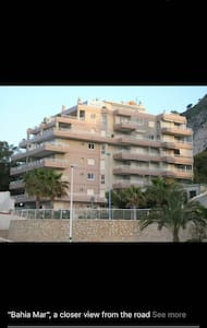 Beautiful apartment, 20m from beach - Calp - Apartment