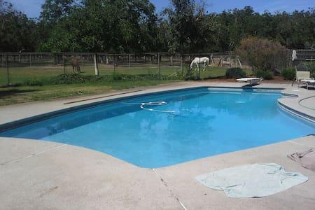 Green Acre Retreat - Yuba City - House