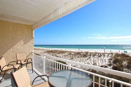 Island Sands unit 205 Gulf Front- Fantastic View - Wohnung
