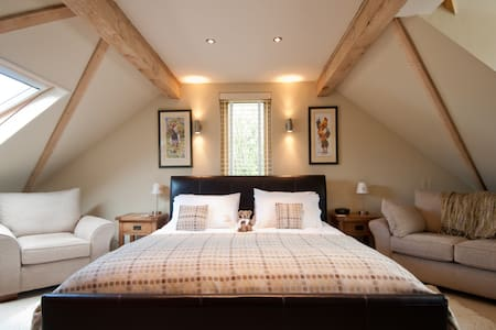 Hopton House B&B, near Ludlow - Pousada