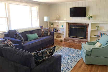 Winter Escape -Dog-Friendly Willow Breeze Cottage! - Yarmouth