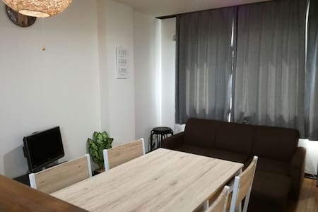 60㎡/2bedroom/good location/free parking/Max 10ppl - 函館市 - Wohnung
