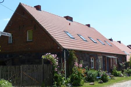 Ferienwohnung Märkische Schweiz - Apartemen