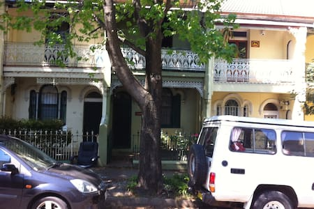 Spacious Bright Room in the Heart of Sydney - Redfern - House