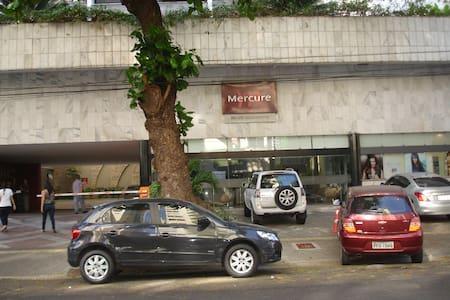 Flat hotel Mercure Navegantes - Recife
