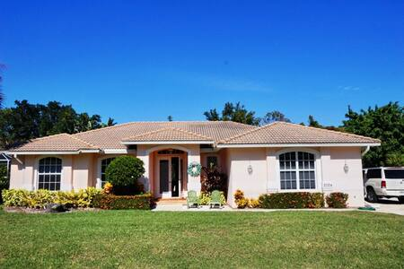 SHEF2024, Single Family Home at Marco Island, with Preserve View - Marco Island - Other