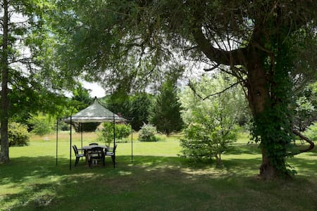 Comfortable well equipped gite in tranquil setting - Montcuq - Guesthouse