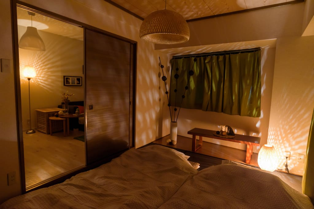another Japanese-style bedroom