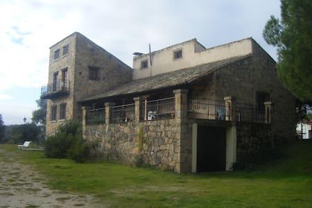 El Castillete - Galapagar - Alpehytte