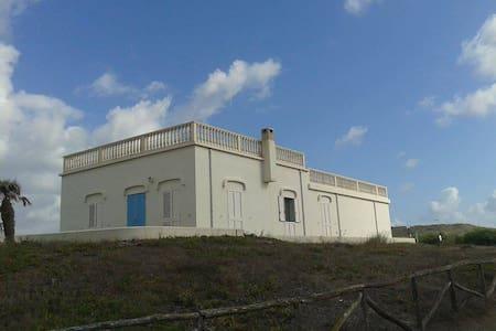 Splendida villa con terazza panoramica - San Giovanni di Sinis - Villa