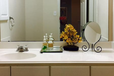 Nice, Clean & Beautiful Room (The Woodlands) - Conroe