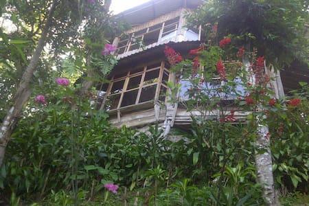 Lo Nuestro Apaneca - Ház