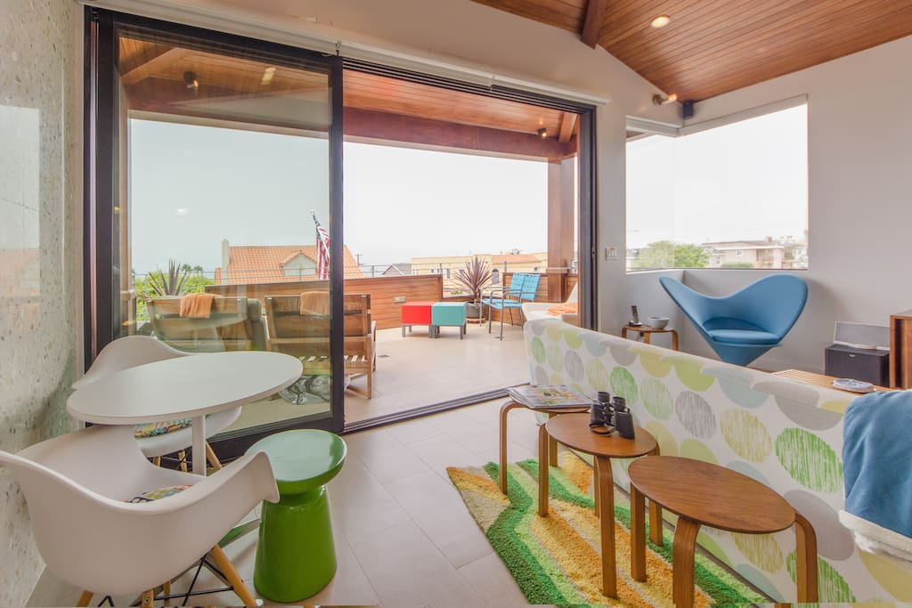 Heavenly Hermosa Beach House