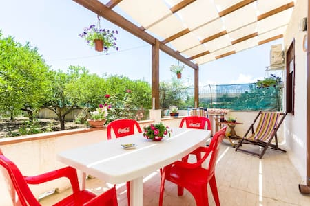 La Tonnelle, your Home in Trapani - Villa