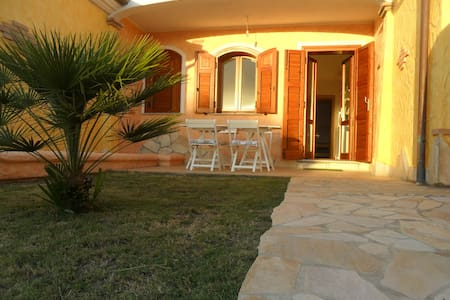 Double garden with bbq; priv. park - Rumah
