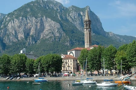 Very Nice Room on Como Lake Lecco - Villa