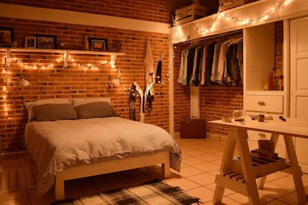 Cozy Corner in Rural Setting - Cuernavaca - Bed & Breakfast