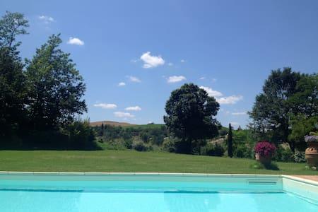 Farmhouse with pool (Lavanda) - Monteroni - Villa