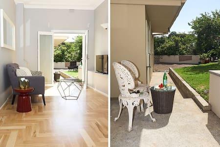 Garden Apartment - Point Piper