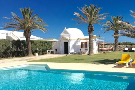 casita en primera linea de mar - Balearic Islands