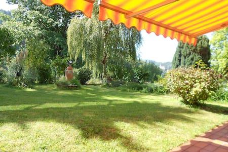 *Traumhafte Ferienwohnung 110qm - Gernsbach - Apartemen