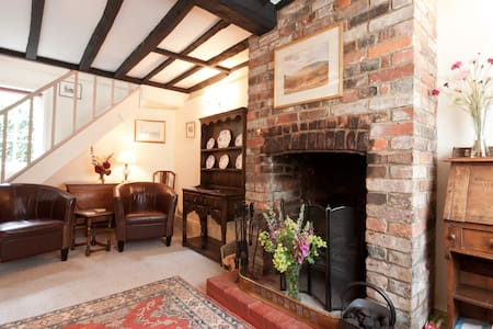 Landgate Cottage in quaint old Rye  - Rye - Huis