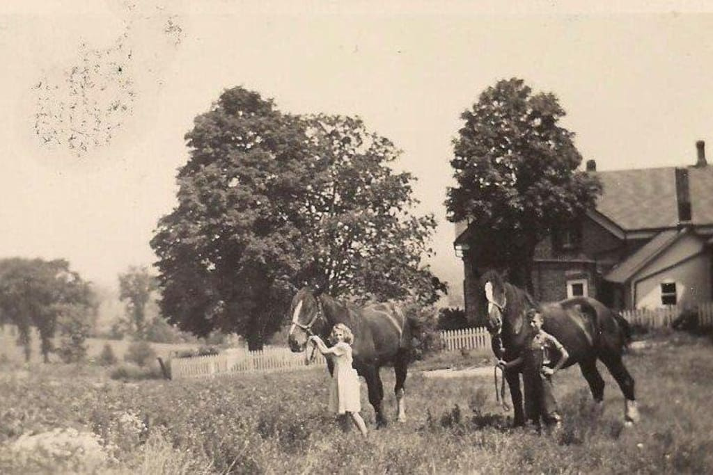 Woodhaven Farm circa 1930s