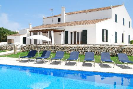COUNTRY HOUSE IN MENORCA, SON COSTA - Casa
