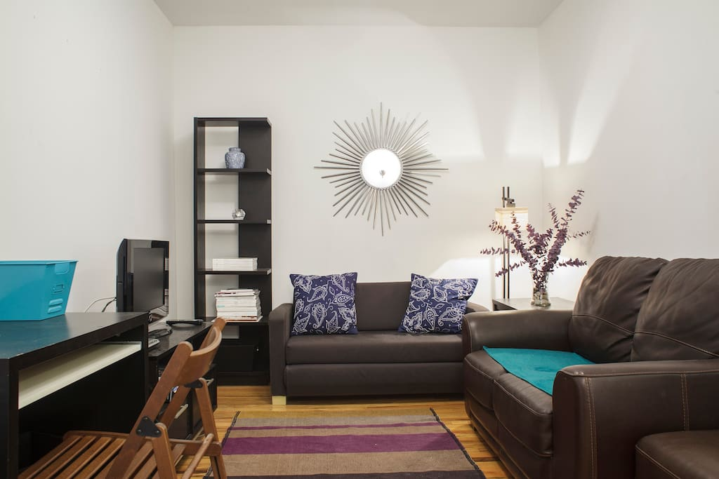 Spacious Rm in Central Ft Greene