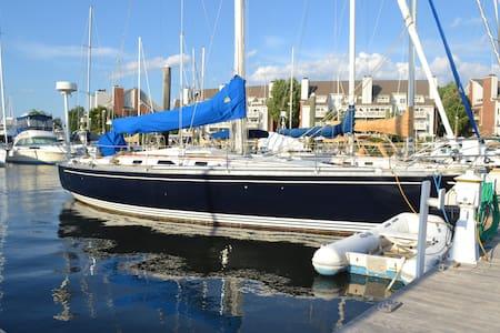 Sleep on a Sail Boat in Stamford - Stamford