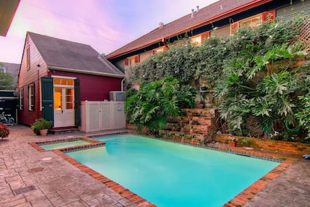 2 Bedroom Creole Cottage in Marigny