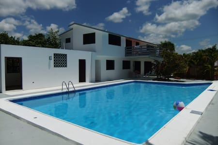 house/pool private for you /  Without other guests - House