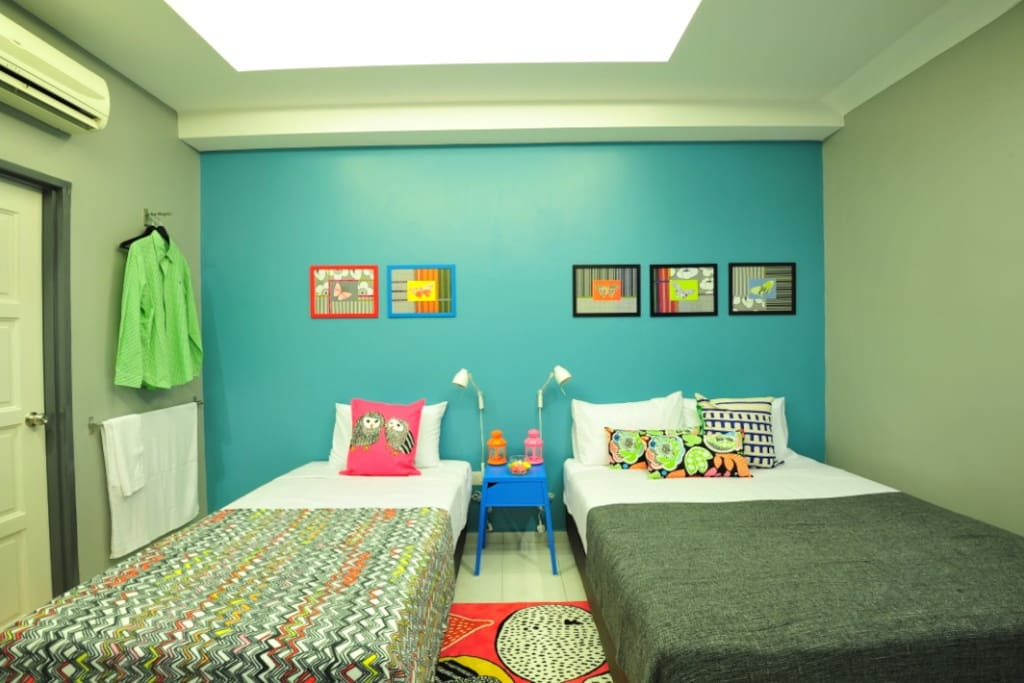 D'Brug Home Stay Family Package 2