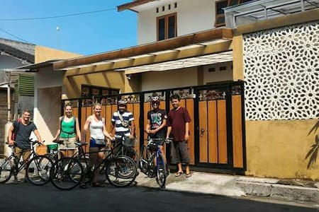 Maqmil Homestay for family/Group - sleman