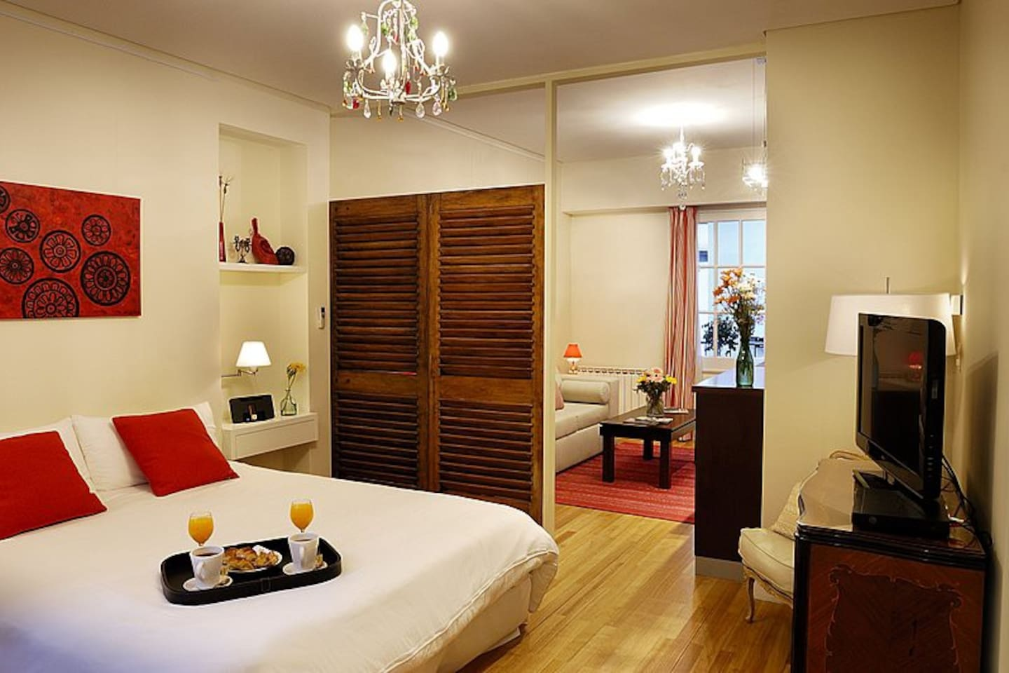 Bedroom (Simmons Beauty-rest King Size)
