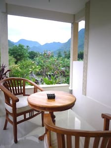 Rumah Adi - Mountain & Pool View