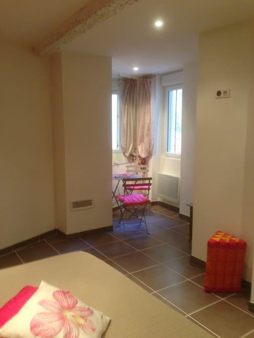 chambre  au coeur du Languedoc