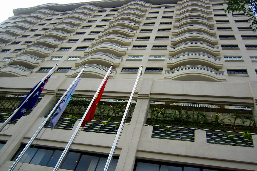 Norfolk Mansion(Best rated Serviced APT in The center of HCMC(15 Floor)